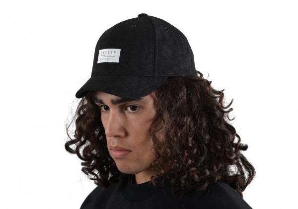 FIT CAP BLACK