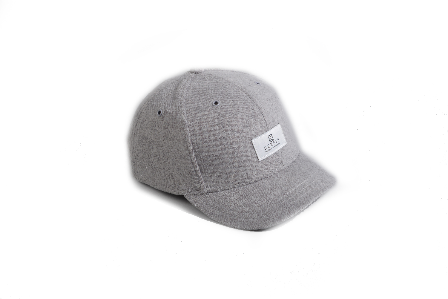 FIT CAP GREY