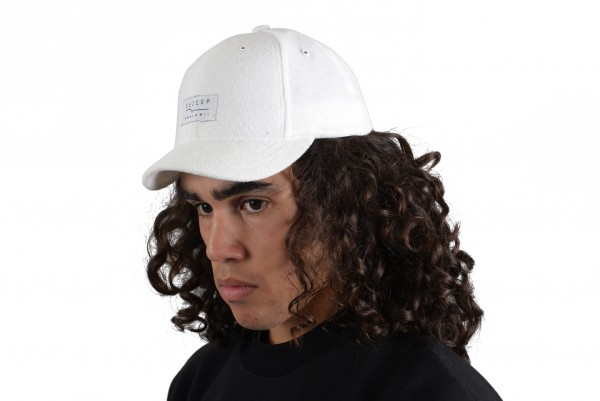 FIT CAP WHITE