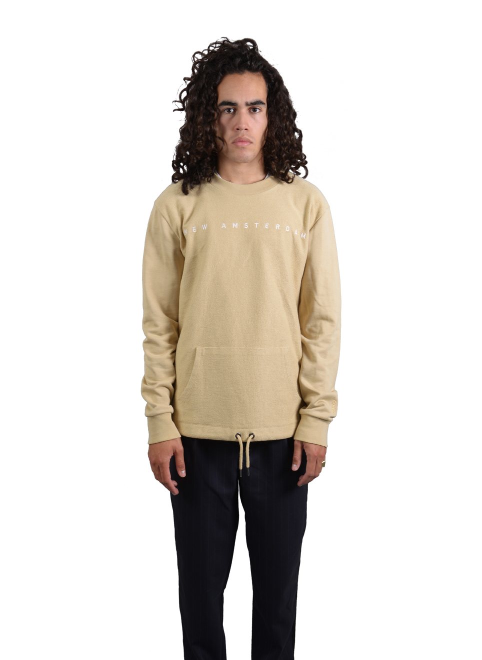 NEW AMSTERDAM SWEAT BEIGE
