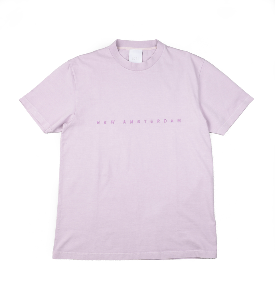 NEW AMSTERDAM LILAC TEE