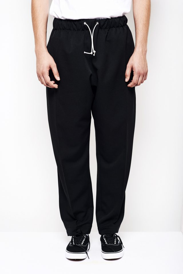KOOK TROUSER BLACK